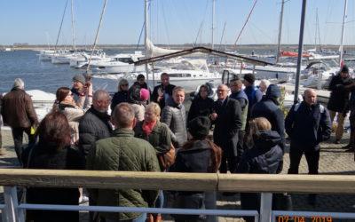 Dobre praktyki wzarządzaniu portami jachtowymi imarinami- relacja zpolsko- niemieckiej wymiany