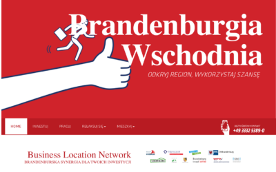 SBC Strausberg częścią Business Location Network