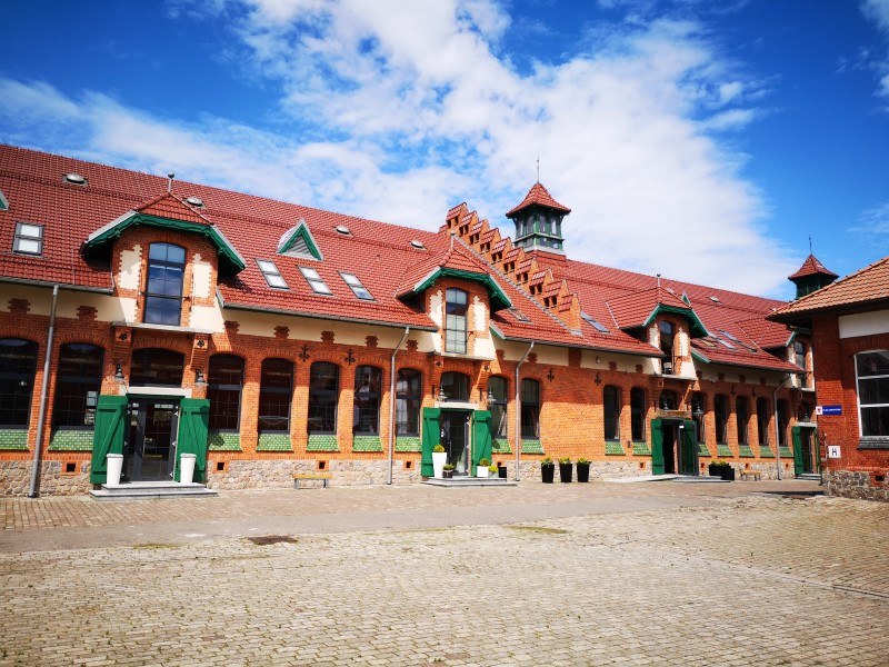 Architektura przemysłowa metropolii szczecińskiej