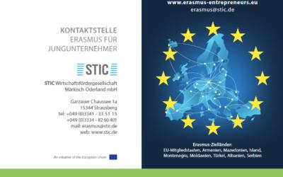 """SBC Strausberg kooperuje program """"Erasmus dla młodych przedsiębiorców"""""""