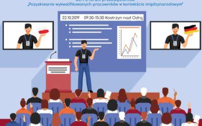 """Forum przedsiębiorców """"Pozyskiwanie wykwalifikowanych pracowników wkontekście międzynarodowym"""""""