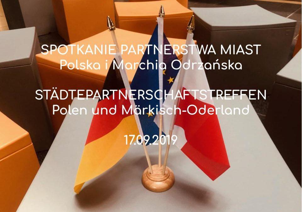Spotkanie partnerstwa miast – Polska iMarchia Odrzańska