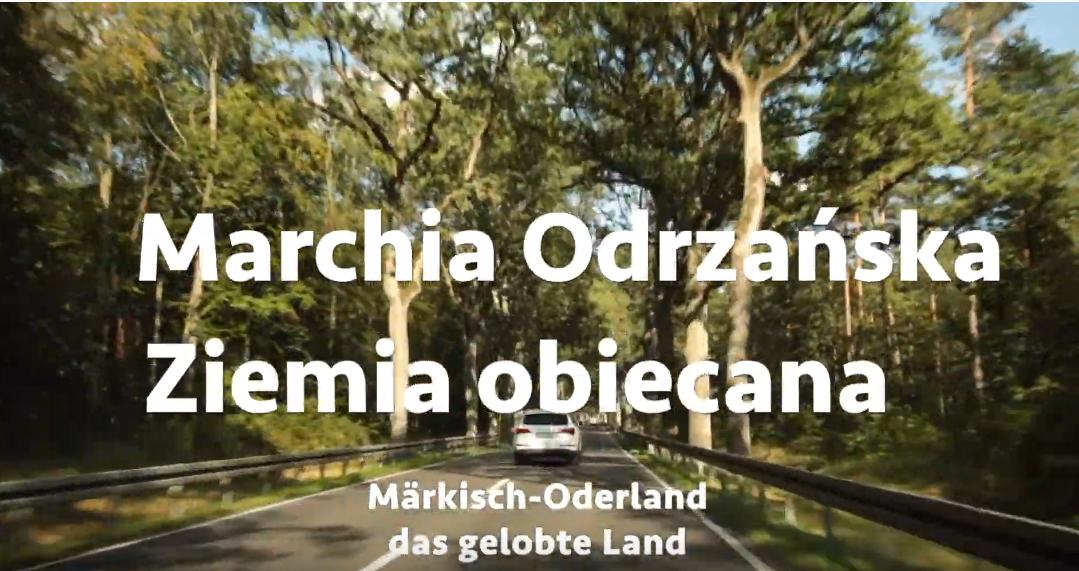 Märkisch-Oderland, das gelobte Land. ImageFilm für Müncheberg