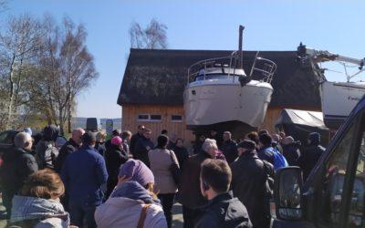 Współpraca CUD Greifswald zAgencją Rozwoju Biznesu Pomorza Przedniego (WFG)