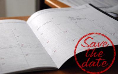 Aktueller Veranstaltungsplan der Service- und BeratungsCentren für das Jahr 2021