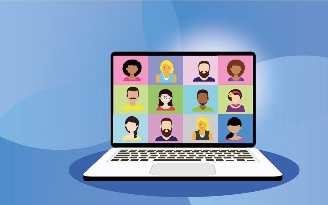 """""""Komunikacja izarządzanie pracownikami zróżnych obszarów kulturowych""""- seminarium online"""