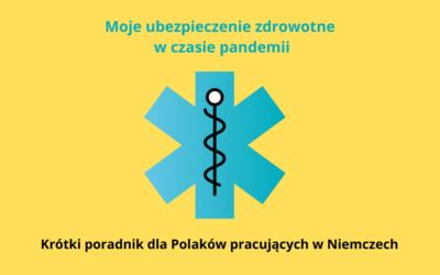 Mojeubezpieczenie zdrowotne wNiemczech wczasie pandemii